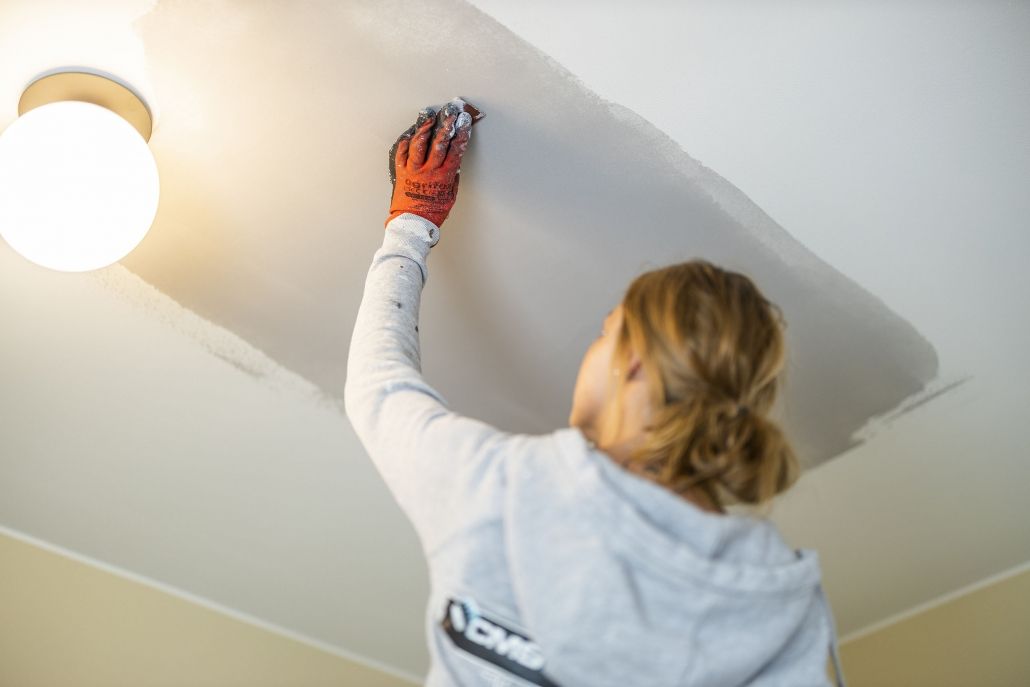 Maler ordner loft