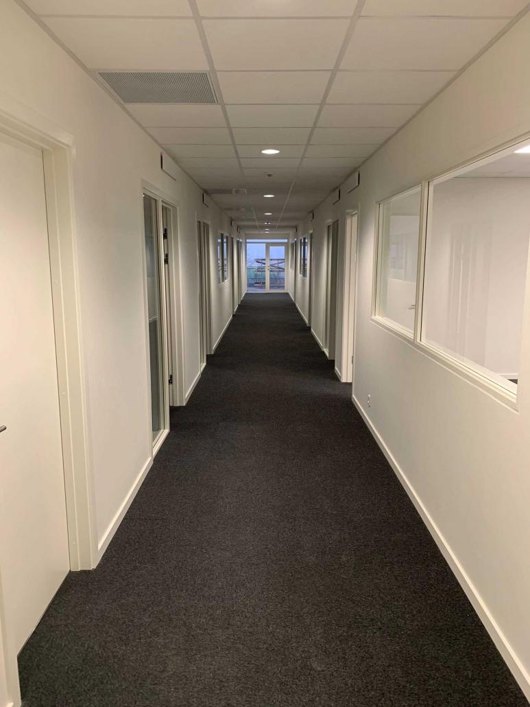 GSV Hedehusenes renoverede lokaler